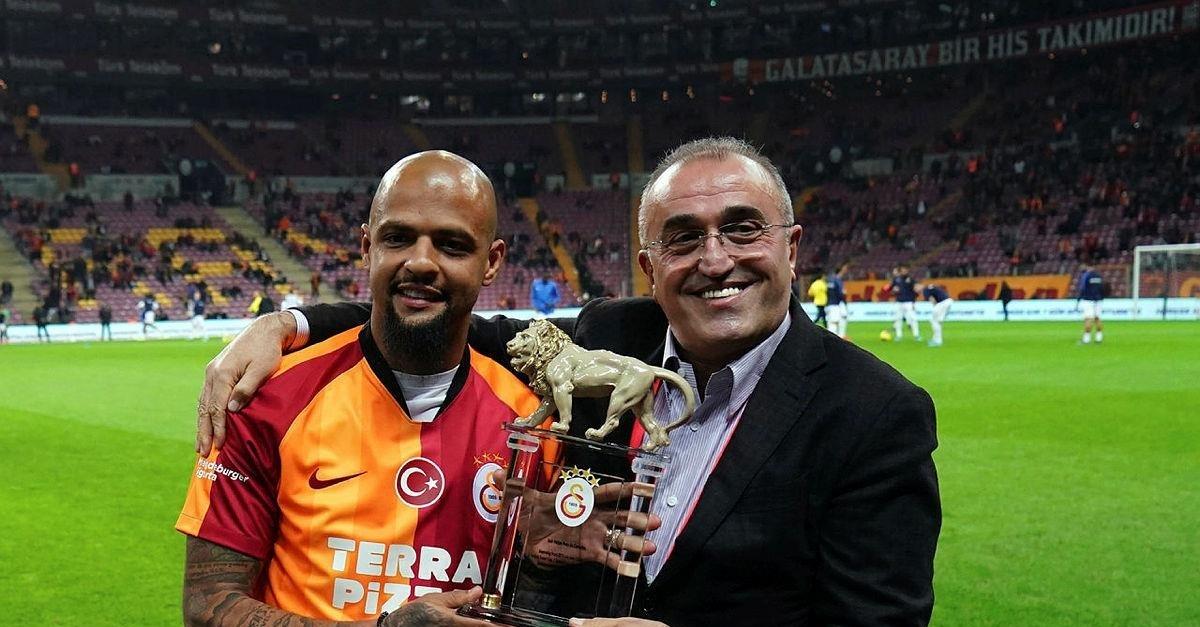 Galatasaray Transfer Haberi: Galatasaray'Da Felipe Melo Sesleri !