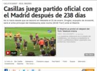 Dış basında spor gündemi 17 Eylül 2013
