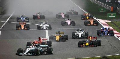 Formula 1'de heyecanı sürüyor