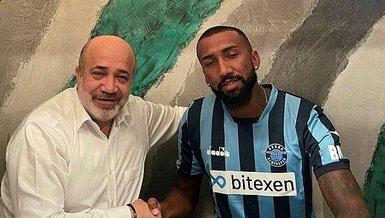 Brezilyalı Lucas Rangel Adana Demirspor'da