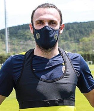 Fenerbahçe açıkladı! Logolu maske...