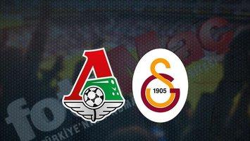 Lokomotiv Moskova-Galatasaray | CANLI