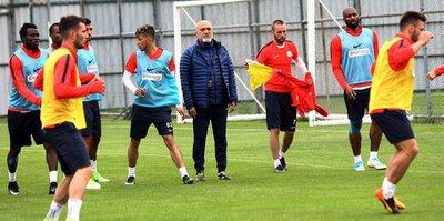 Rizespor'da Osmanlıspor maçı hazırlıkları