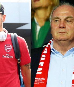 """Hoeness'ten skandal Mesut Özil yorumu: """"Bir hayaletten kurtulduk"""""""
