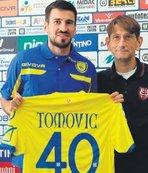 Fenerbahçe Tomovic'i getiriyor