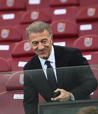 Trabzonspor'da Ahmet Ağaoğlu'ndan transfer açıklaması!