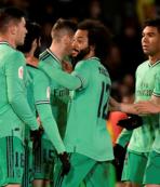 Real Madrid turu 3 golle geçti!
