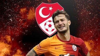 Son dakika spor haberi: TFF Tahkim Kurulu'ndan Galatasaray ve Oğulcan Çağlayan'ın itirazlarına ret!