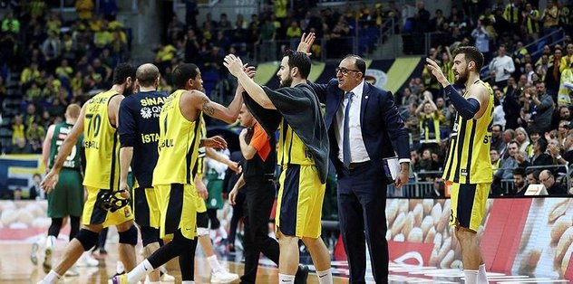 Fenerbahçe Gran Canaria deplasmanında