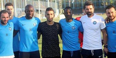 Adana Demirspor'dan örnek hareket