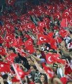 Türkiye-İran maçına doğru