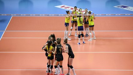 Fenerbahçe 2-3 VakıfBank | MAÇ SONUCU