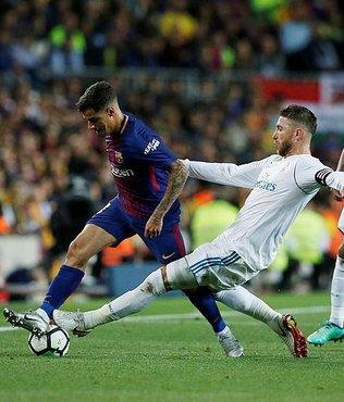 "Futbolda ""El Clasico"" heyecanı"