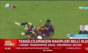 Ahmet Ağaoğlu: İyi bir gruba düştük