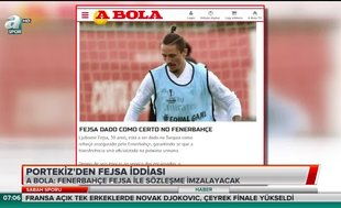 Portekiz'den Fejsa iddiası