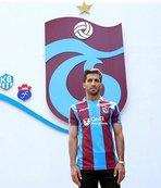 Vahid Amiri, Trabzonspor'un 125. yabancısı oldu