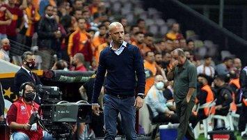Göztepe'de başkan Sepil Maestro'ya sahip çıktı!