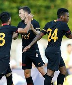 Galatasaray, 3 hazırlık maçı oynayacak