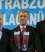 Trabzonspor'da Ağaoğlu'na tam destek