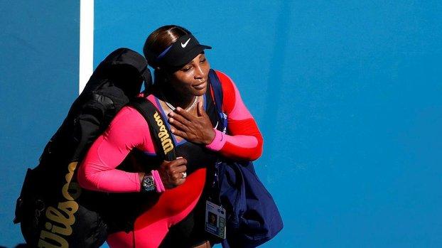 Serena Williams grand slam kazanmadan tenisi bırakmayı düşünmüyor #