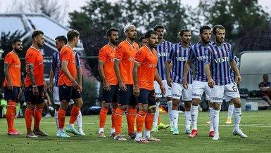Son dakika spor haberi: Başakşehir'in Panathinaikos maçı iptal edildi!