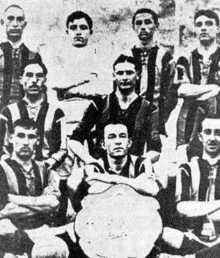 1.Dünya Savaşı'nda şehit ve gazi düşen kahraman futbolcuların hayatları belgesel oluyor