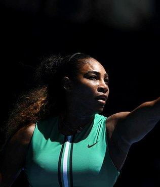 Avustralya Açık'ta Serena Williams elendi