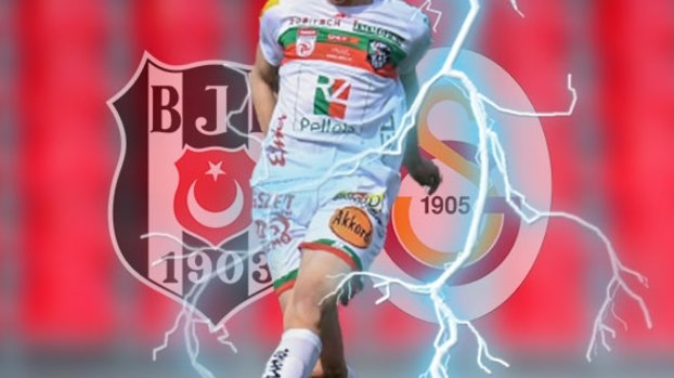 Galatasaray ve Beşiktaş'ın Tarık Muharemovic yarışı! Teklifi babası açıkladı