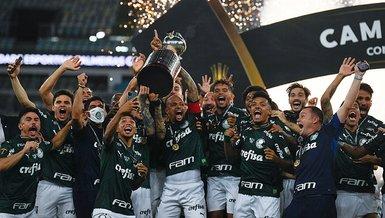 Libertadores'i müzesine Felipe Melo'lu Palmeiras götürdü