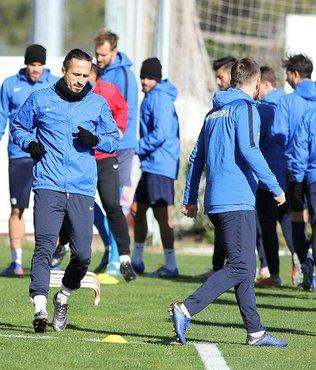 Antalyaspor Kayserispor maçına hazır