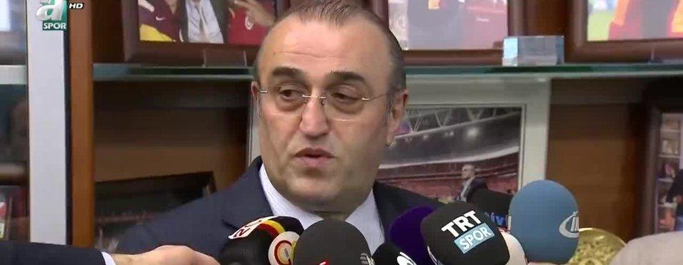 Abdurrahim Albayrak: Gomis gol kralı olunca değişti