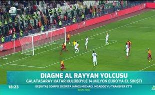 Diagne Al Rayyan yolcusu