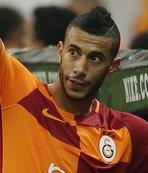 Galatasaray'da beklenmedik veda! Belhanda...