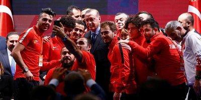 Türkiye engelleri aştı