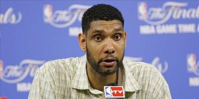 NBA legend Duncan returns to Spurs as assistant coach