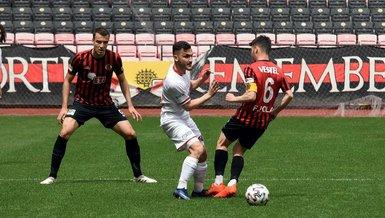 Eskişehirspor - Aydeniz Et Balıkesirspor: 0-3 (MAÇ SONUCU - ÖZET)