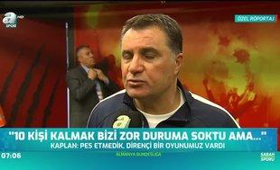 Mustafa Kaplan: Bu sevince ihtiyacımız vardı