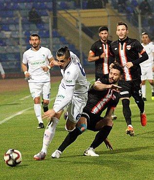 Adanaspor 0 - 0 BB Erzurumspor | MAÇ SONUCU