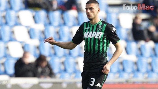 Juventus'un Merih Demiral raporu ortaya çıktı!