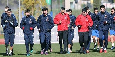 İşte Trabzonspor'un kamp raporu