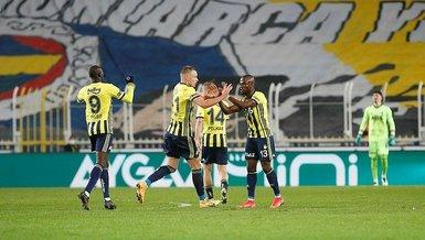Fenerbahçe Gençlerbirliği'ne yenilmiyor
