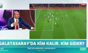 "Flaş sözler! ""Caner Erkin Galatasaray'a imza atabilir"""
