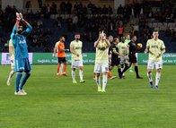 Fenerbahçe taraftarı yine yapacağını yaptı!