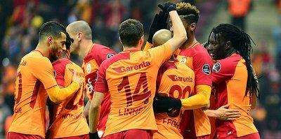 Galatasaray'a prim dopingi!