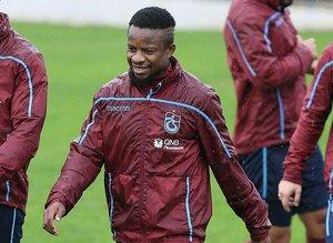 Trabzonspora Ogenyi Onaziden kötü haber