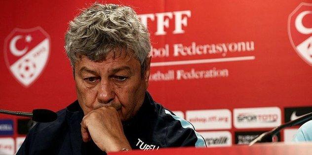 TFF'den duyuru: Lucescu gitmiyor!
