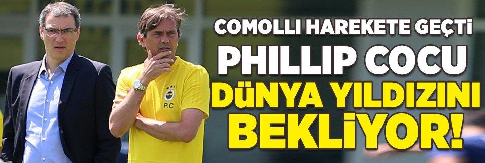 Comolli transferi bitiriyor! Cocu dünya yıldızını bekliyor...