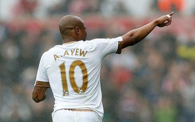 Beşiktaş Andre Ayew ile anlaşmaya vardı