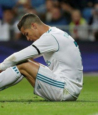Madrid'de CR7 krizi