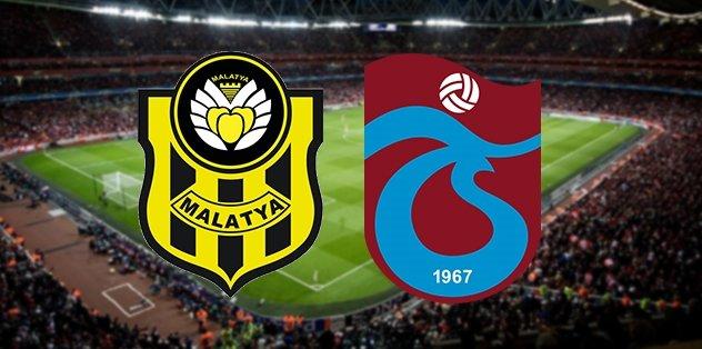 Yeni Malatyaspor - Trabzonspor | CANLI